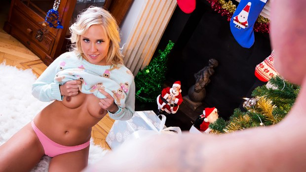 Brazzers - Cumming Home For Christmas! Part Two