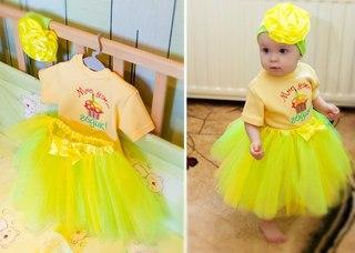 Машинная вышивка на детской одежде