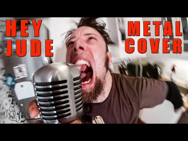 Hey Jude (metal cover by Leo Moracchioli)