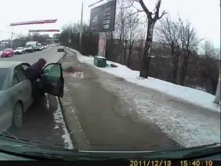 Лобовое столкновение со скорой ДТП Авария лоб в лоб Head on collision with ambulance