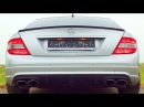 Mercedes C63 AMG Sound REVVING 6,3l V8 Exhaust REVs incl. Start Up - my new Car! C204 Benz
