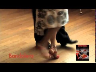 Bandolera Tango Shoes by Miltango