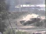 Сирия:Лучший выстрел из танка.
