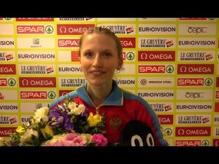 Анжелика Стидорова - ФИНАЛ Шест, Чемпионат Европы в помещении 2015