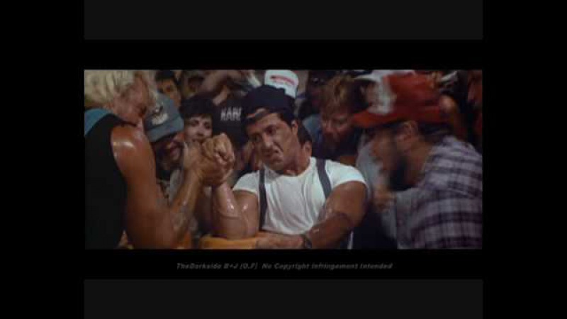 Sylvester Stallone Over The Top 'Winner Takes It All' Music Video