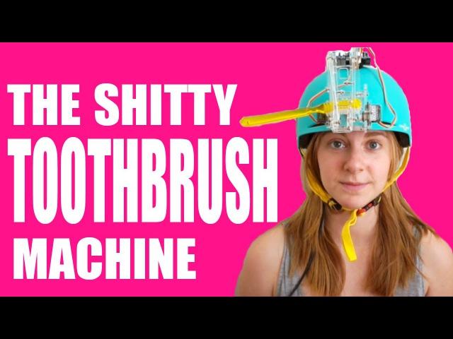 The Toothbrush Machine