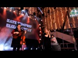 Kate Tempest &amp Eliza Carthy - Progress at BBC 6 Music Festival 2015