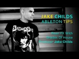 Create House Music Riser FX In Ableton - With Producer Jake Childs