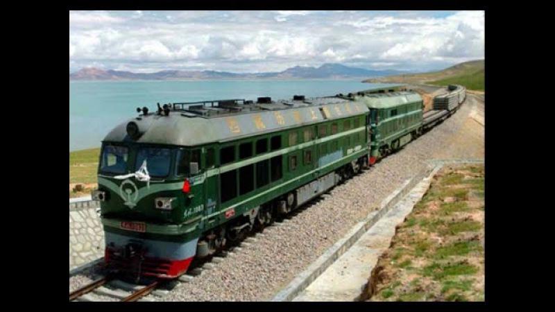 El Ferrocarril Mas Extremo del Mundo Ferrocarril Qinghai Tíbet Documentales