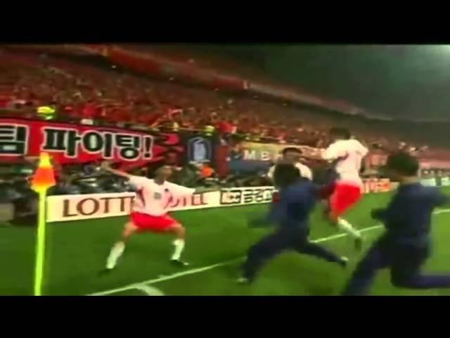 Roubo da Copa do Mundo de 2002, Escândalo Coreia do sul Comprava os Árbitros
