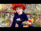 Pierre Auguste Renoir - Jardines y Flores - Tchaikovsky