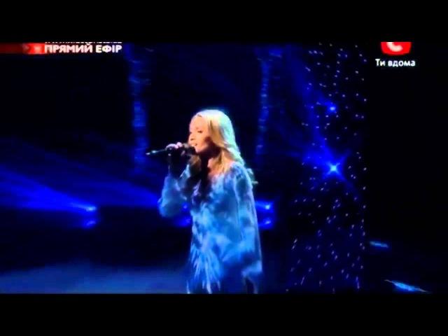 X Factor Ukraine Winner Aida Nikolaychuk - Kolibelnaya