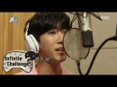 Infinite Challenge 무한도전 Gwanghee first recording complete change of attitude 20150808