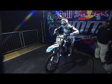 New Year No Limits World Record Jump (Slow Motion) - ESPN X Games
