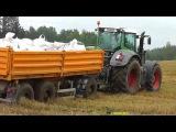 Немецкие фермеры засодили комбайн вытянули его и сняли целый фильм с радости