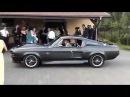 СУПЕР СИЛА Мустанг GT500 Eleanor 1967 Американская мощь!