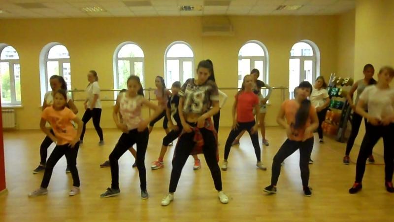 STARS 8-12 hip-hop Nastya Shauro