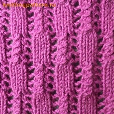 Вязание спицами для начинающих Ершики (2 фото) - картинка