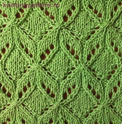 (2 фото) Вязание на спицах