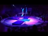 Гимнасты. Цирк Никулина. Круто!!!