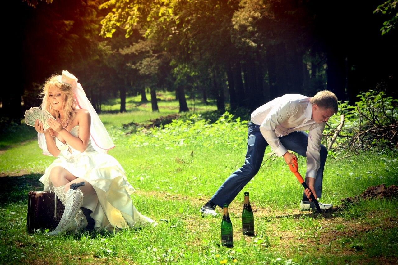 Креативные свадебные конкурсы