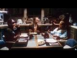 Удаленные сцены из фильма Назад в будущее 2 3 - Ужин с пиццей