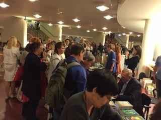 Автографы для читателей. Читательская конференция. Хельсинки 29.08.2015. http://anastasia.ru/news/detail/24233/
