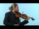 David Garrett Marcus Wolf - Cry Me a River von Justin Timberlake