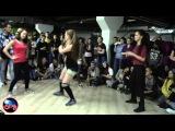 Dancehall beg Арина(win) vs Мариша vs Пантелеева Мария vs Ира Комарова Show Yourself battle 2