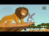 Tales of Panchatantra - The lion and The Rabbit - Moral Stories for Children