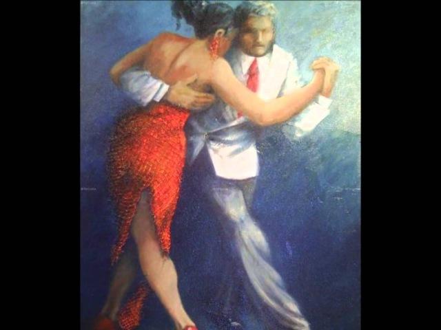 Албанское Танго Бабочка Rudolf Stambolla Albanian Tango Тоска любви