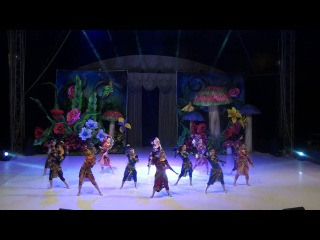 Ram leela. Lila Prem Dance group.