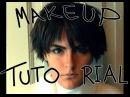 Eren Jaeger - MANLY Makeup Tutorial