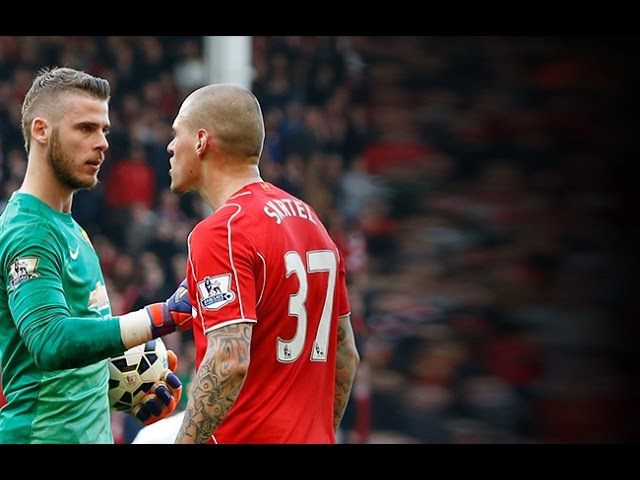 Martin Skrtel - Best Fights Angry Moments