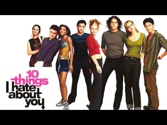 10 причин моей ненависти / 10 Things I Hate About You 1999