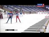 БиАТЛОН СЛЕПОВ БАБИКОВ ЭСТОНИЯ МУЖЧИНЫ МАСС СТАРТ 01 02 2015 Biathlon Men's Mass ЧЕМПИОНАТ ЕВРОПЫ