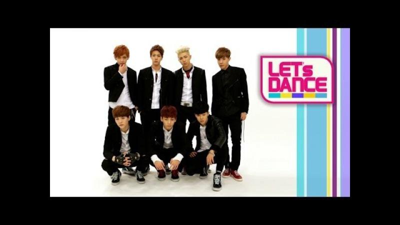 Let's Dance: BTS(방탄소년단) _ Boy In Luv(상남자) [ENG/JPN/CHN SUB]