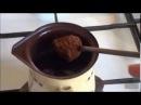 Как сварить вкусный кофе в турке по-сербски