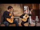 Astor Piazzolla Tango Suite for two guitars Duo Pace Poli Cappelli (guitar duo)