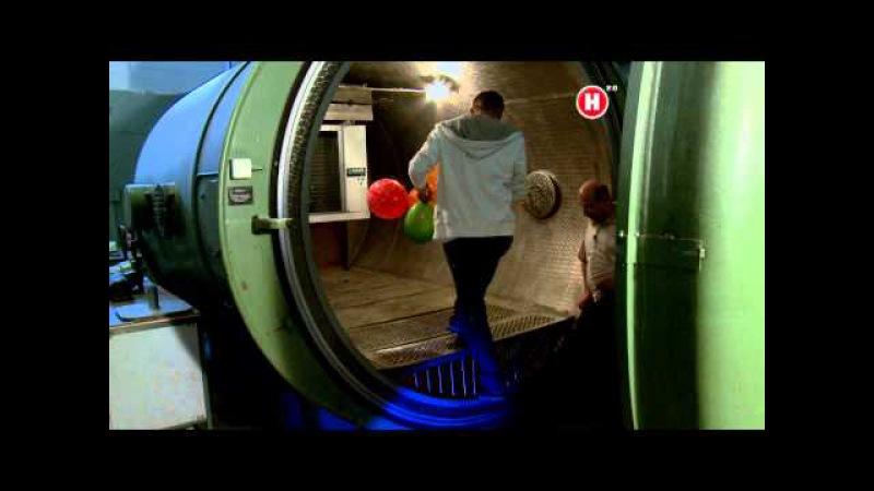 EXперименты - 6 Выпуск Подводные работы / 2011 / Научный цикл / HD 1080p