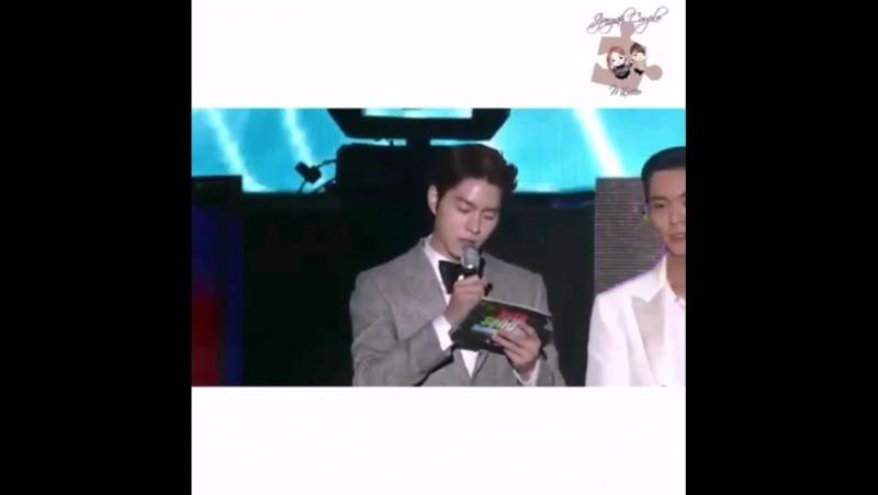 @hjonghyun hongjonghyun hjonghyun 홍종현 JjongAh asiansongfestival