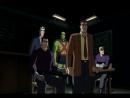 Лига справедливости: Новый барьер (Justice League - The New Frontier 2008 г)