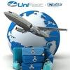 UniFest Travel Авиабилеты ЖД  Визы Отели