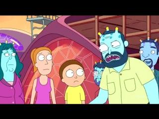 Сериал Рик и Морти смотреть 2 сезон 3 серия - Rick and Morty online