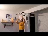 Видео обзор турник 3 в1!
