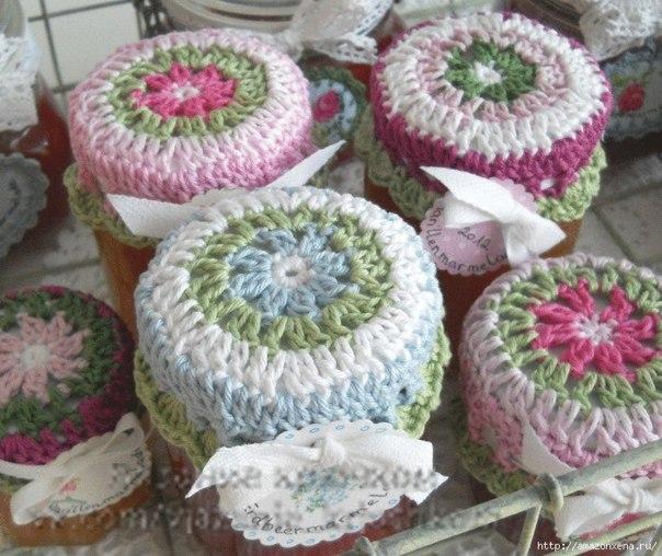 """Delicadezas en crochet gabriela: un detalle para tu cocina """"tapa ..."""