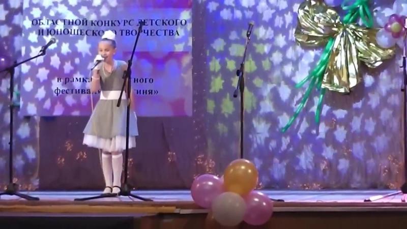 Катя Никонорова, студия эстрадной песни Параллель г. Тольятти, рук. Чуйкина Светлана Валерьевна