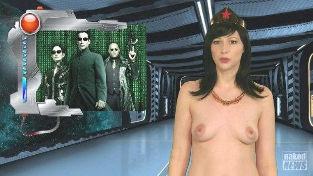 Naked News - Naked News 16-01-2015