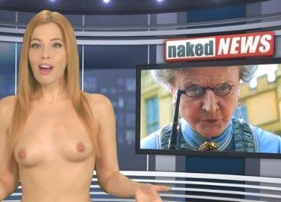Naked News 22-01-2015