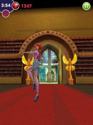 игры винкс школа волшебниц